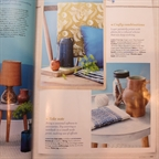 Accessories in Homes&Antiques October 2014 by Kiera Buckley-Jones.