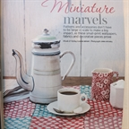 Cafetiere. November 2014 Period Living, by Claudia Bryant