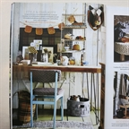 Country Living February 2015, accessories styled by Ben Kendrick.