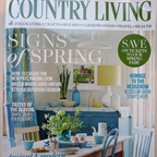 Country Living March 2015