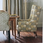 Pakefield wingback chair. The English Home Magazine. November 2015.