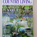 Country Living May 2016, pair of garden chairs