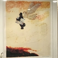 Turner goes to Heaven. Numbered lithograph by Carel Weight from a limited edition.