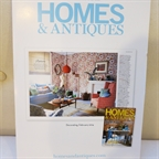 The Pakefield Chair featured in Homes&Antiques February 2014