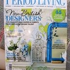 Period Living september 2014.